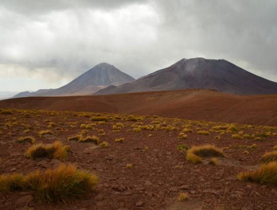 Atacama Wüste Landschaft